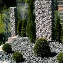 sichtschutz mauer ? garten dekorieren ideen. ac-gartengestaltung ... - Gartengestaltung Sichtschutz Stahl